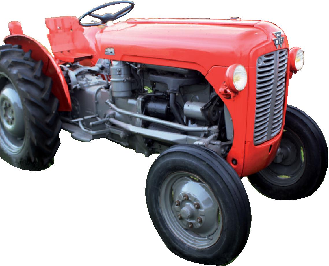 Ferguson 35 Parts : Tarporley tractors tractor parts